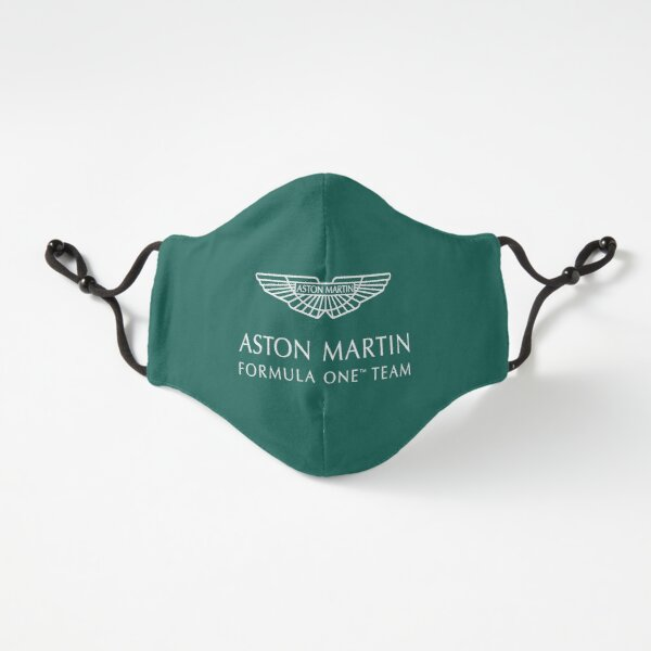 Aston Martin F1 Logo Fitted 3-Layer