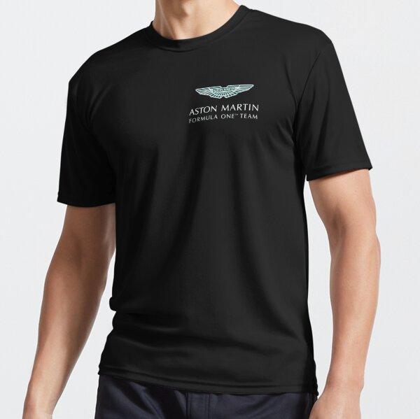 Aston Martin F1 Logo Active T-Shirt
