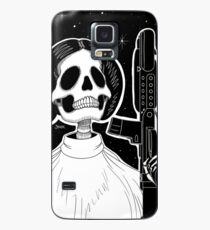 Leia (Stack's Skull Sunday) Case/Skin for Samsung Galaxy