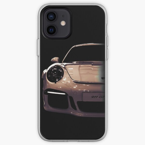 Porsche 911, Porsche GT3 Coque souple iPhone
