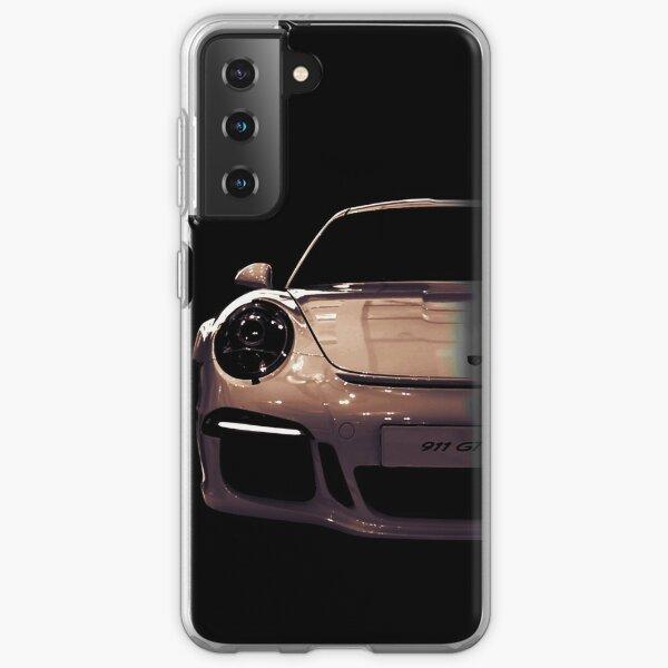 Porsche 911, Porsche GT3 Coque souple Samsung Galaxy