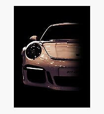 Porsche 911, porsche GT3 Photographic Print