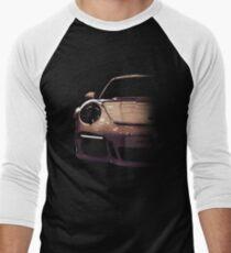 Porsche 911, porsche GT3 Men's Baseball ¾ T-Shirt