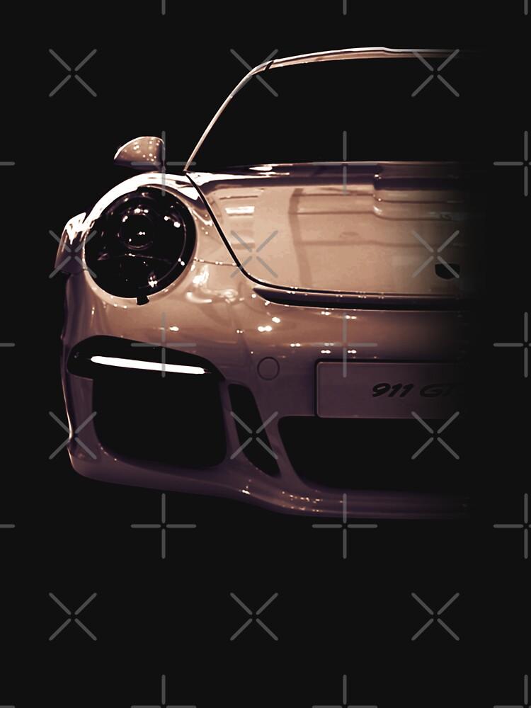 Porsche 911, porsche GT3 | Unisex T-Shirt