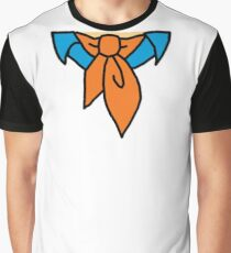 Fred's Ascot from Scooby-Doo Graphic T-Shirt