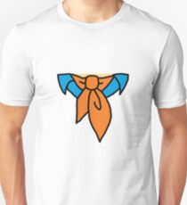 Fred's Ascot from Scooby-Doo Unisex T-Shirt