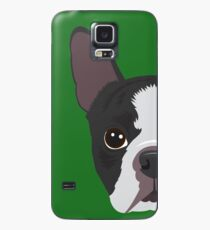 Boston Terrier Case/Skin for Samsung Galaxy