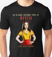 so many different types Unisex T-Shirt