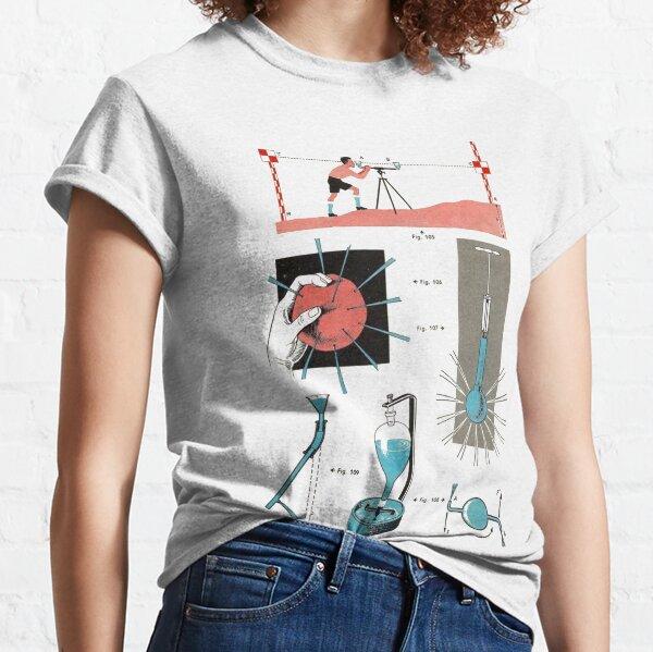 Vintage Physics Poster Classic T-Shirt