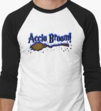 Accio Broom! Men's Baseball ¾ T-Shirt