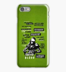 The 100: Lexa iPhone Case/Skin