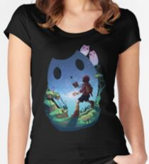 Owl Theory Women's Fitted Scoop T-Shirt
