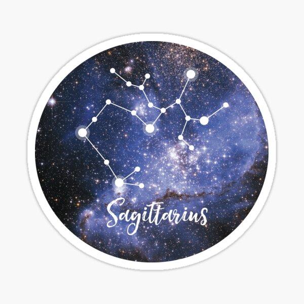 Sagittarius Zodiac Sign, November 22 - December 21 Sticker