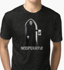 Nosferatu! - Spongebob Tri-blend T-Shirt