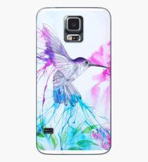 Kolibri Hülle & Klebefolie für Samsung Galaxy