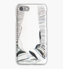 Black & White Stripes iPhone Case/Skin