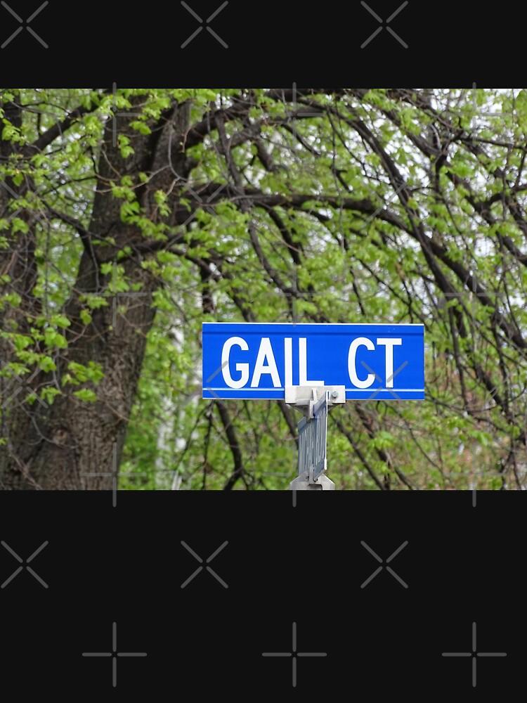 Gail, Gail mug, Gail magnet, Gail sticker, Gail mask by PicsByMi