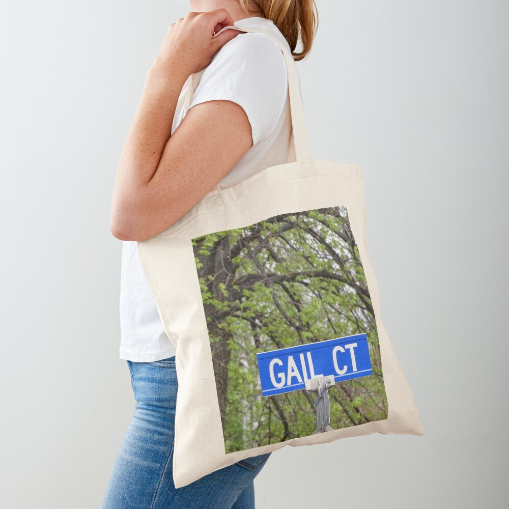 Gail, Gail mug, Gail magnet, Gail sticker, Gail mask Tote Bag