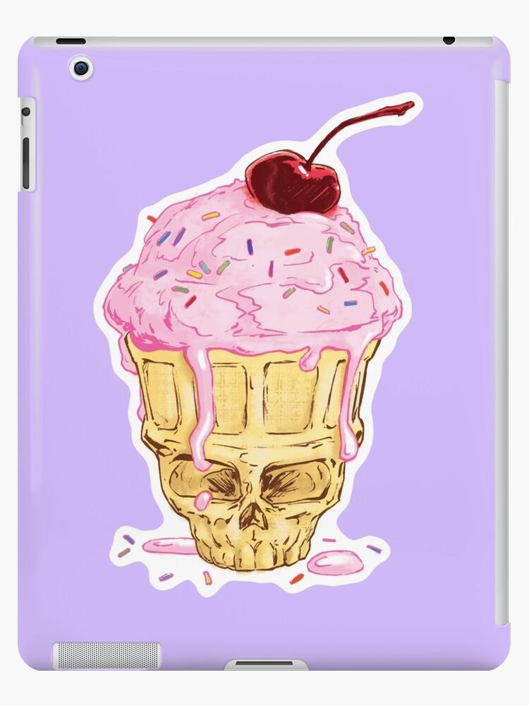 Skullcone Icecreamforbrains by Brendan Coyle