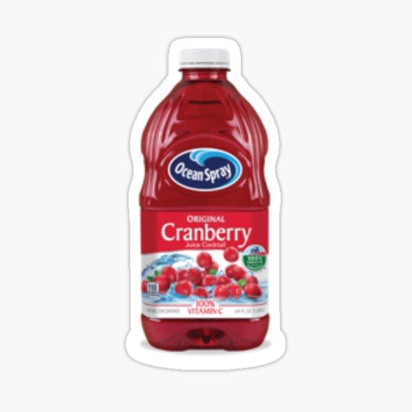 Ocean Spray Cranberry Sticker