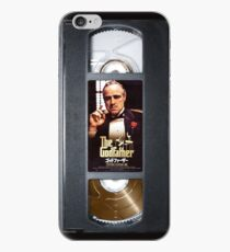 The Godfather vhs case  iPhone Case