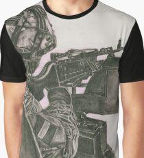 One Shot Graphic T-Shirt