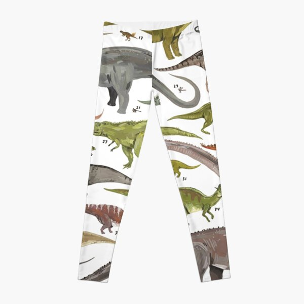 Dinosauria  Leggings