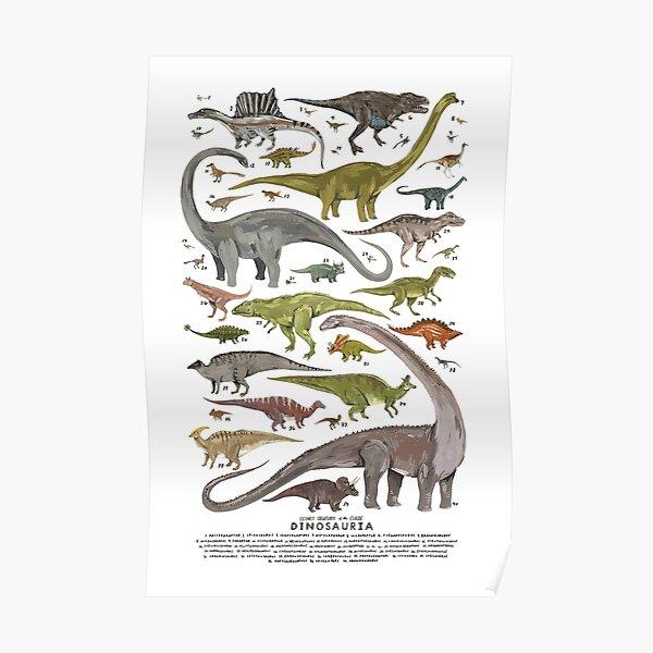 Dinosauria  Poster