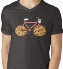 Cookie Cruiser Men's V-Neck T-Shirt