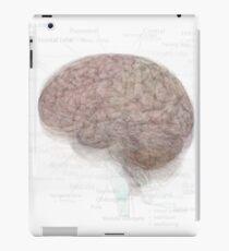 Human Brain iPad Case/Skin