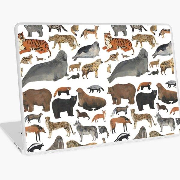 Wildlife Animals Laptop Skin