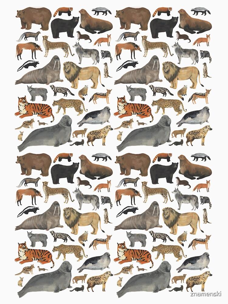 Wildlife Animals by znamenski