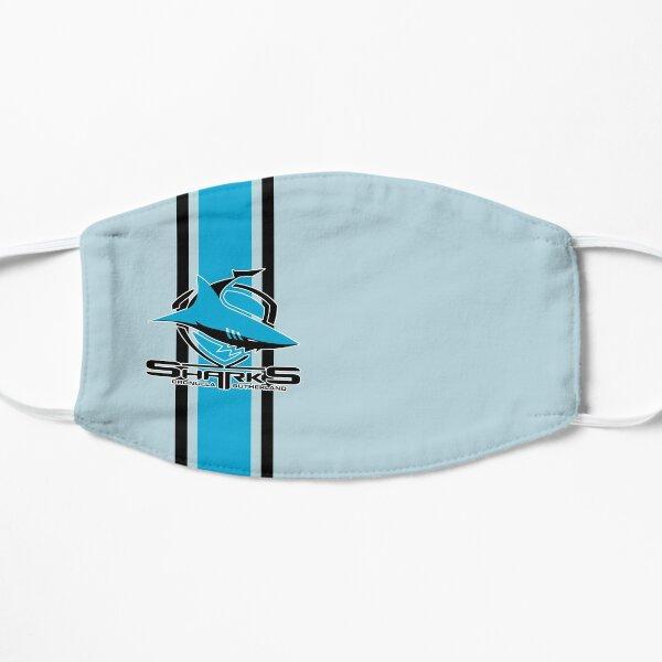 HD logo of Cronulla-Sutherland Sharks Flat Mask
