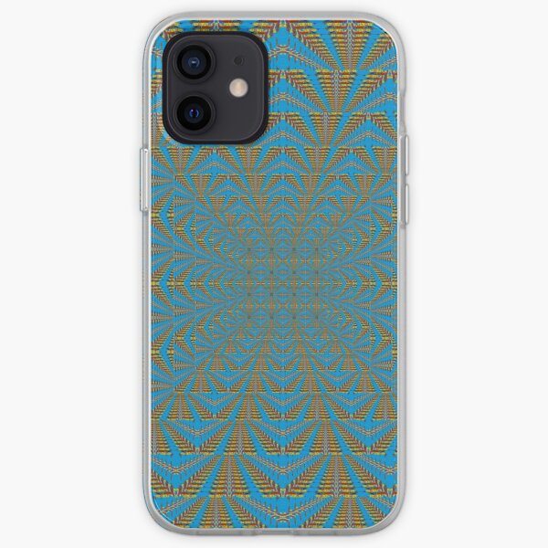 Motif, Visual arts, Psychedelic iPhone Soft Case