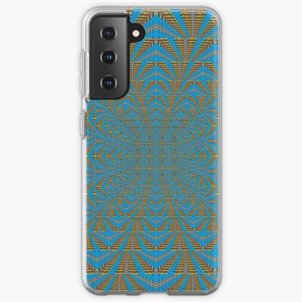 Motif, Visual arts, Psychedelic Samsung Galaxy Soft Case