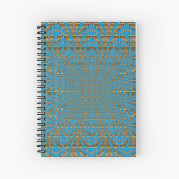 Motif, Visual arts, Psychedelic Spiral Notebook
