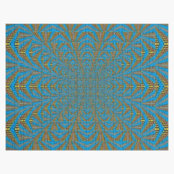 Motif, Visual arts, Psychedelic Jigsaw Puzzle