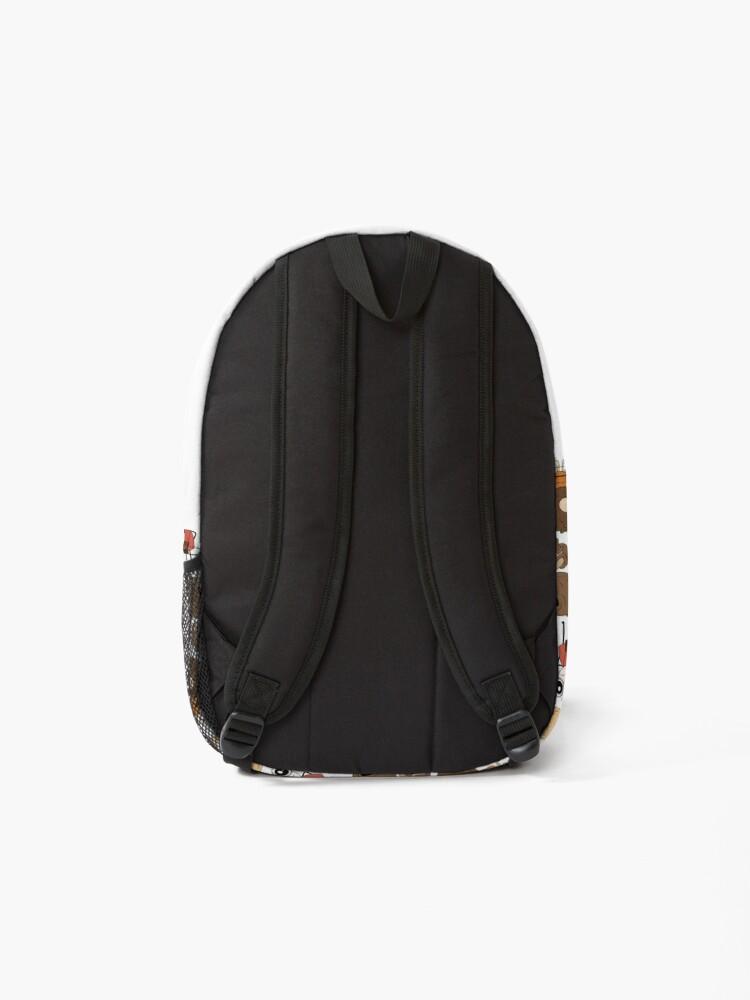 Alternate view of Hilda & Friends Backpack