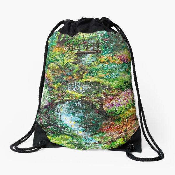 Landscape 2 Drawstring Bag