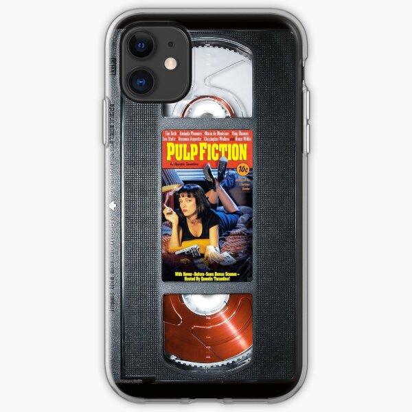 Pulp Fiction case iPhone Soft Case