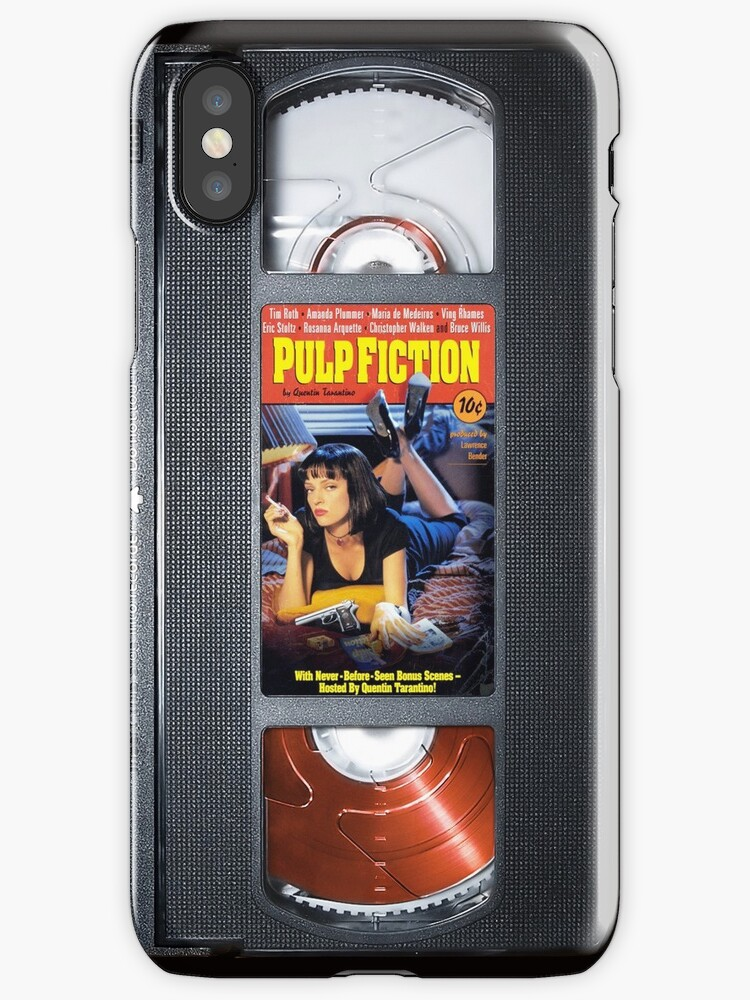 Pulp Fiction case by Abricotti
