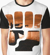Fighting Graphic T-Shirt