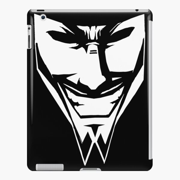 DAETRIX - SMILE MASK iPad Snap Case