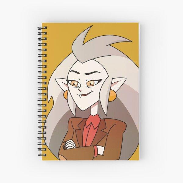 Eda Clawthorne Spiral Notebook