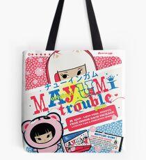 Trouble Gum Tote Bag