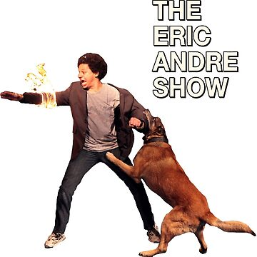 The Eric Andre Show by jiggysnake