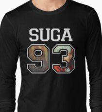 BTS - Suga 93 Long Sleeve T-Shirt