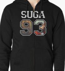 BTS - Suga 93 Zipped Hoodie