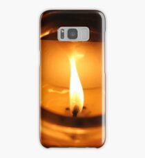 Candle  Samsung Galaxy Case/Skin