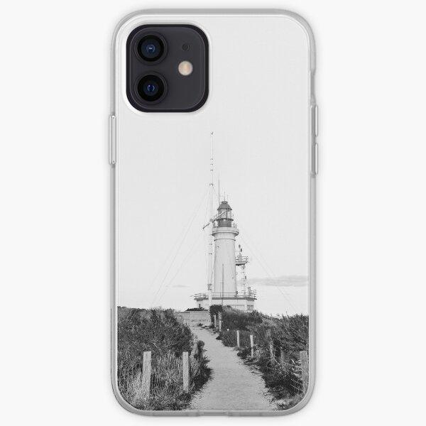 pt lonsdale lighthouse iPhone Soft Case
